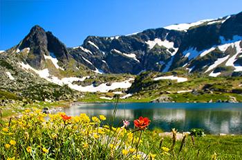 کوه ریلا بلغارستان