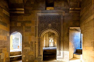 معماری قصر شیروان شاه باکو