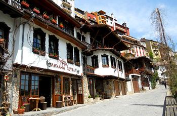 خیابان گورکو بلغارستان