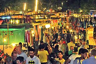 بازار شبانه آرپورا