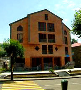 تور ارمنستان هتل سنترال