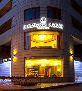 تور ارمنستان هتل دیاموند