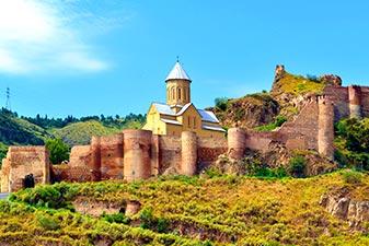 قلعه ناریکالا گرجستان