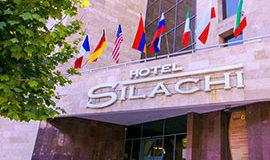 تور ارمنستان هتل سیلاچی