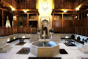 حمام خرم سلطان استانبول