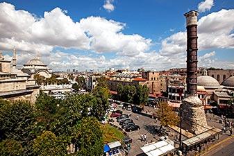 ستون کنستانتین استانبول