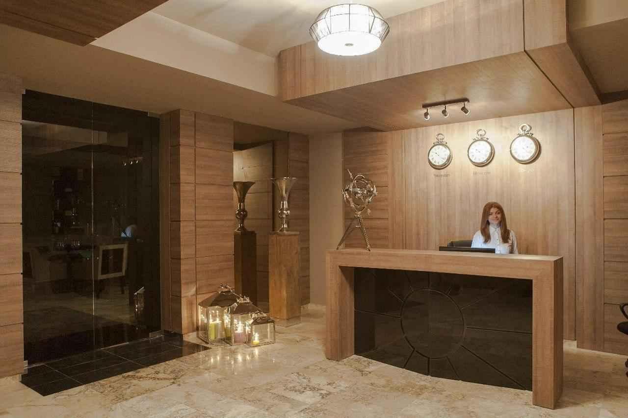 رزرواسیون هتل تورا پالاس