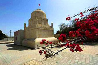 آرامگاه سید غلام رسول تور چابهار