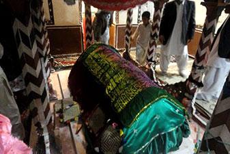 مقبره سید غلام رسول چابهار