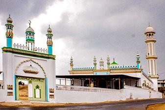 مسجد تاریخی تیس