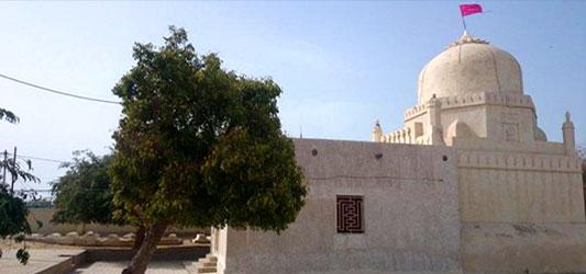 آرامگاه سید غلام رسول چابهار