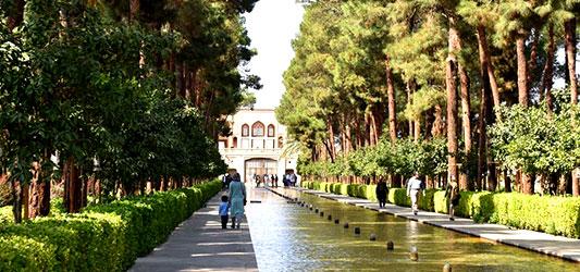 باغ دولت آباد تور یزد