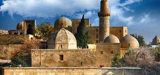 معماری شهر قدیمی باکو