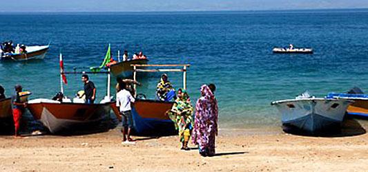 جزیره هنگام و شغل مردم