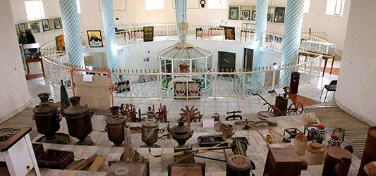 موزه آتشکده زرتشتیان کرمان
