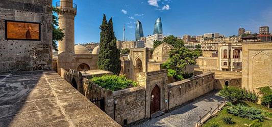 شهر قدیم باکو