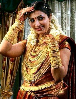 طلای بانوان هندی