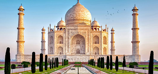 جاهای دیدنی هند | آگرا