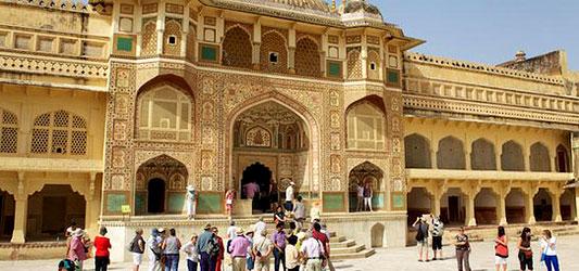 جاهای دیدنی هند | جیپور