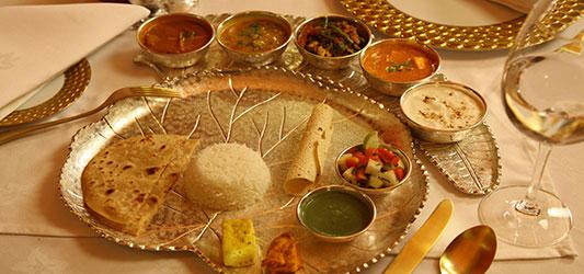 قیمت تور هند | غذاهای هندی