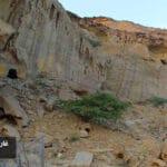 غارهای بان مسیتی چابهار