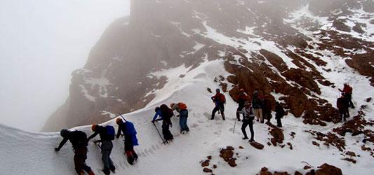 کوه نوری در جوپار