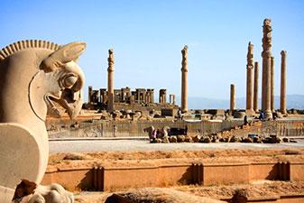 persepolis tour from shiraz