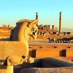 تور تخت جمشید از شیراز