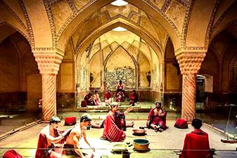 مسافرت شیراز