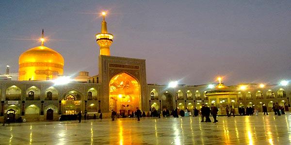 قیمت تور مشهد