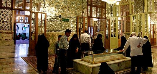 مقبره شیخ بهایی