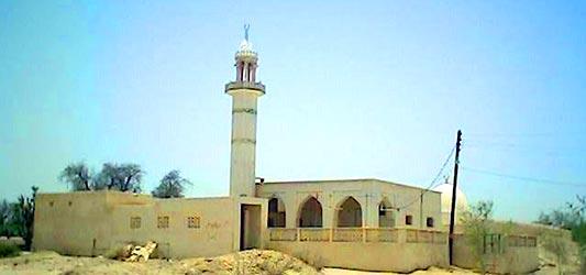 مسجد برخ
