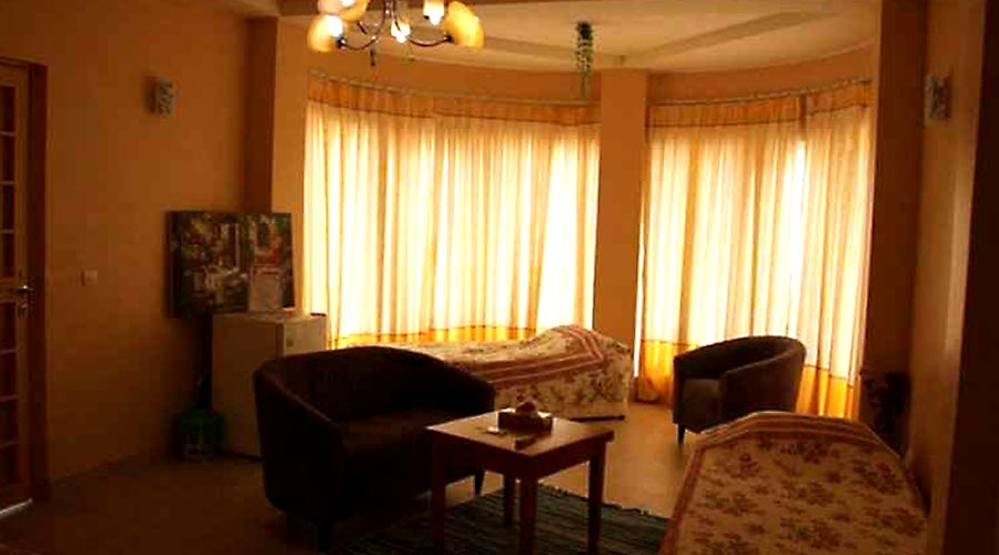 اتاق ویلایی هتل گاردن