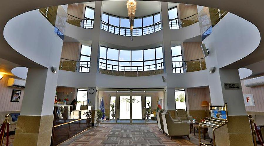 لابی هتل آذین چابهار