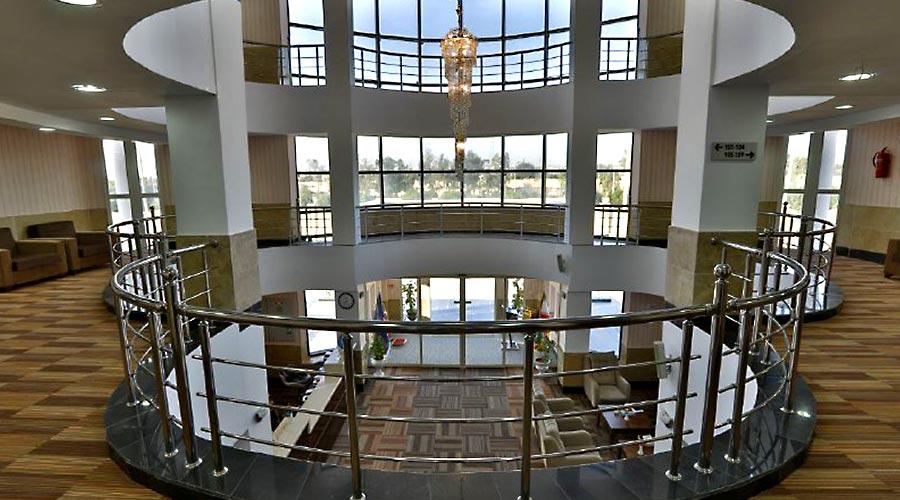 مرکز اصلی رزرو هتل آذین چابهار