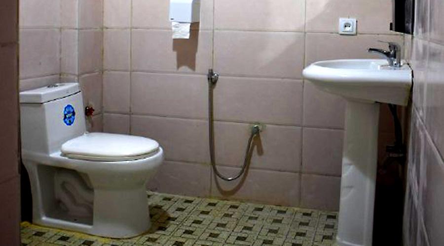 سرویس بهداشتی هتل آذین چابهار