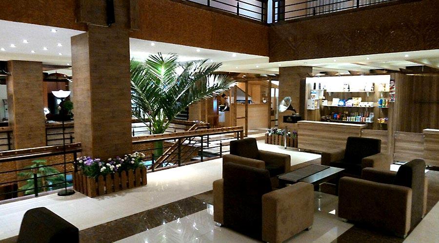 رزرو هتل گاردنیا
