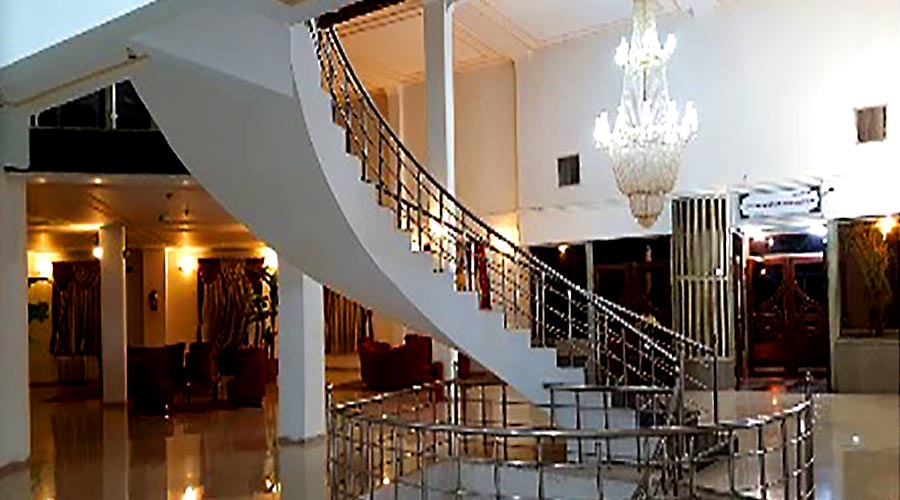 امکانات هتل گواشیر کرمان