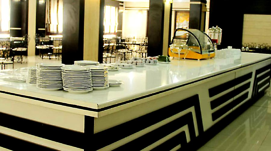 رستوران 2 هتل گواشیر کرمان