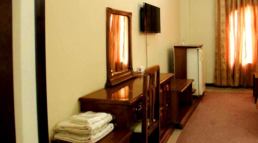 اتاق 3 هتل گواشیر کرمان