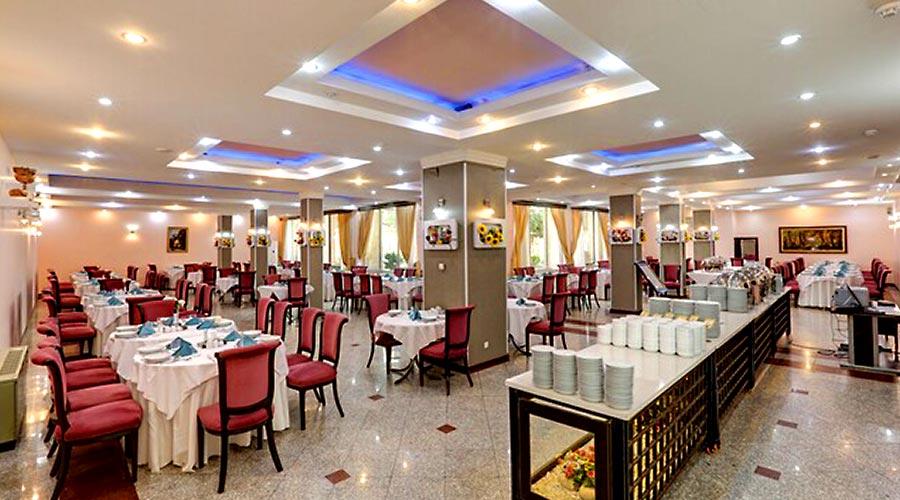 رستوران 1 هتل جهانگردی کرمان