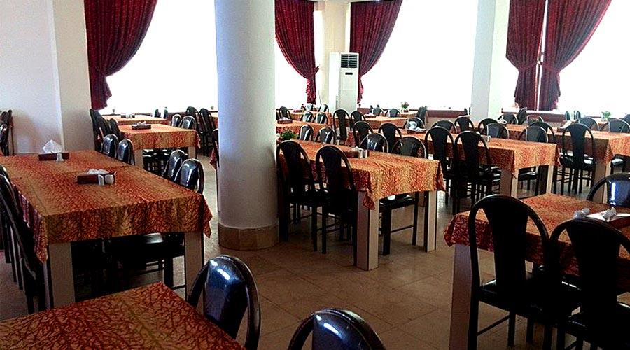 رستوران هتل پانیذ