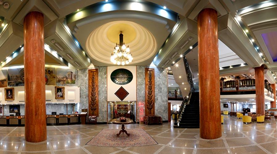 مرکز اصلی رزرو هتل پارس کرمان