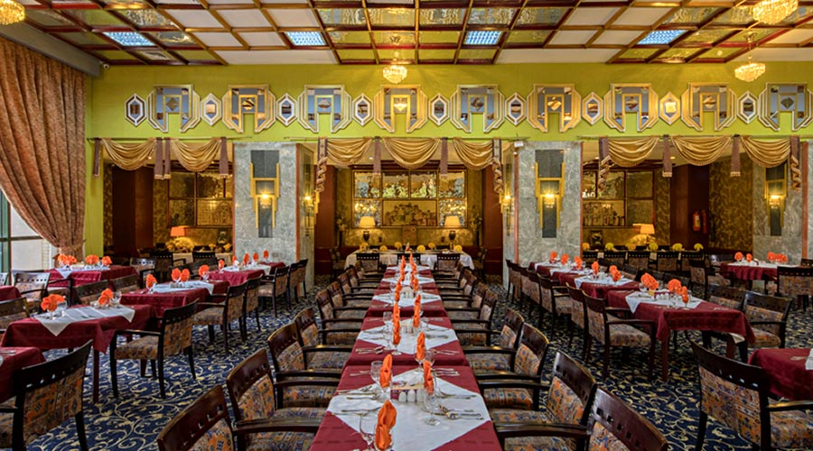 رستوران 2 هتل پارس کرمان
