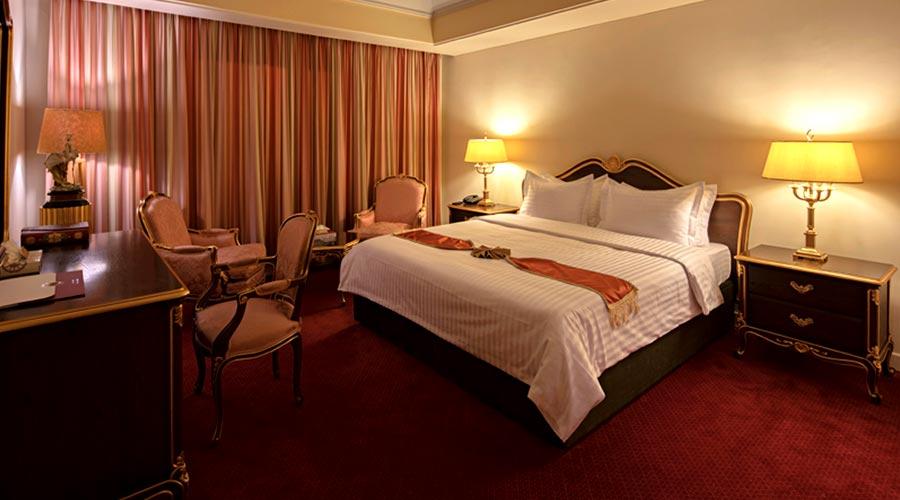 اتاق 1 هتل پارس کرمان