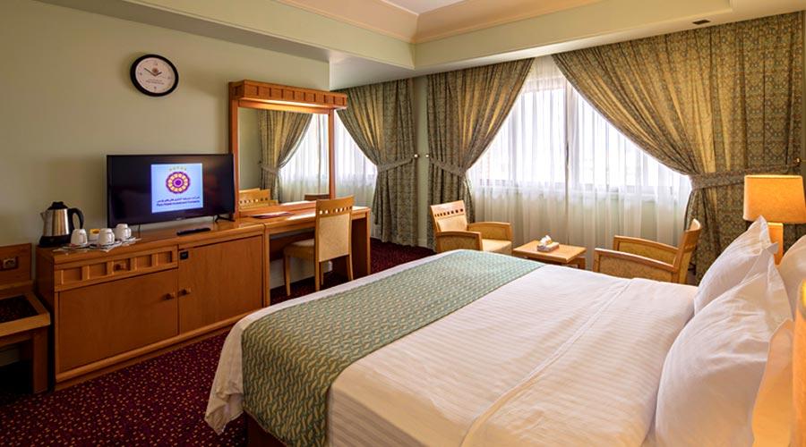 اتاق 2 هتل پارس کرمان