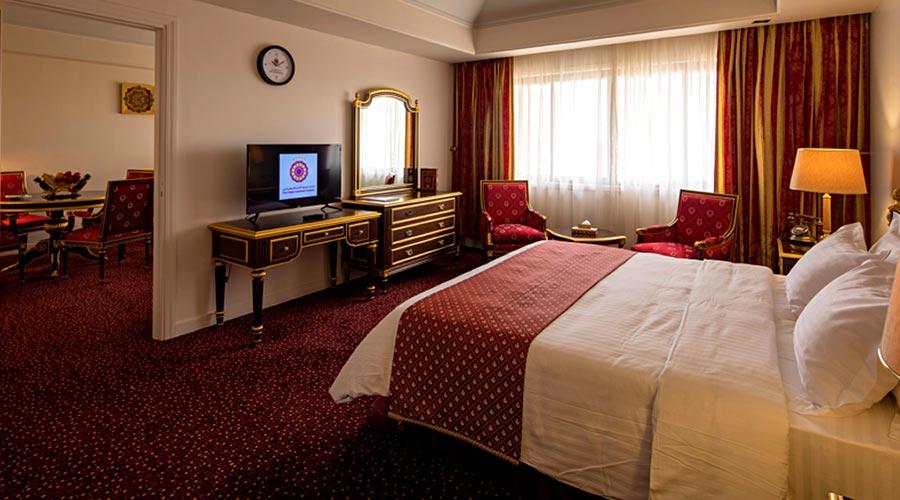 اتاق 3 هتل پارس کرمان