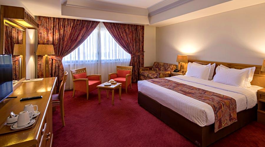 اتاق 4 هتل پارس کرمان