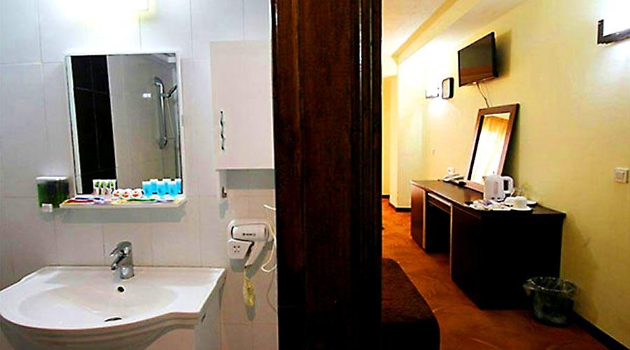 اتاق هتلی هتل گاردنیا
