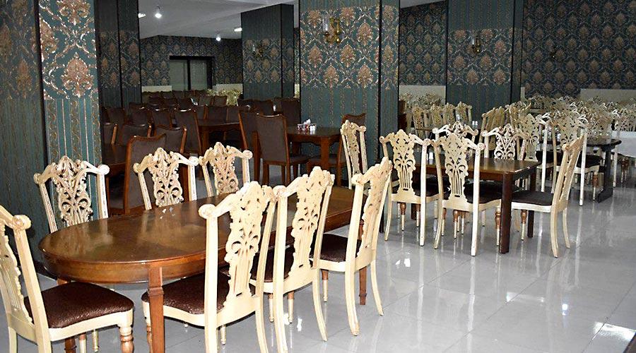 رستوران هتل شاهان چابهار